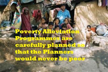 essay of poverty in india